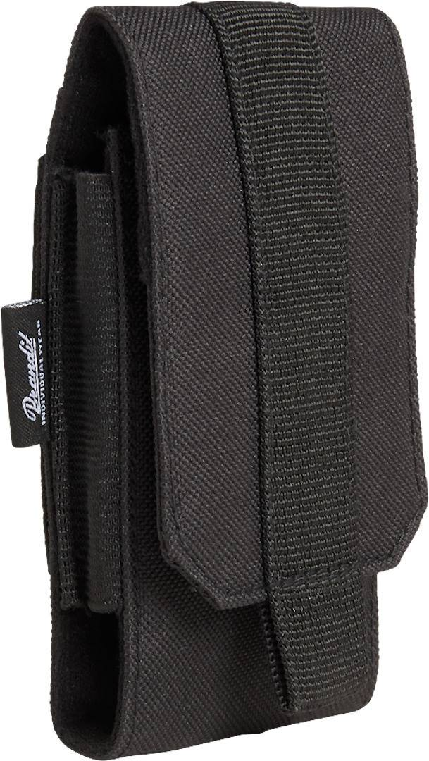 Brandit Medium Molle Phone Pouch Black One Size