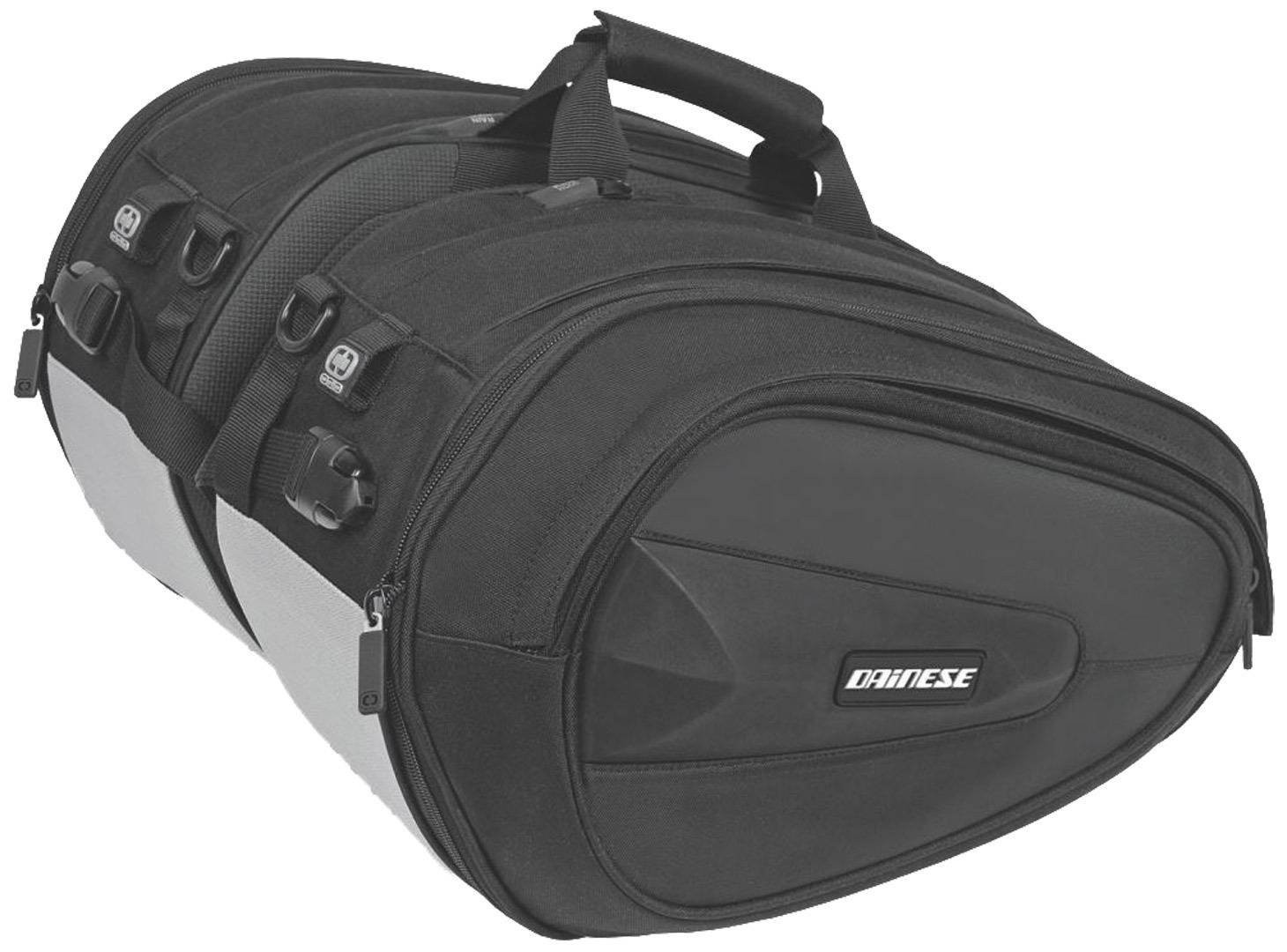 Dainese D-Saddle Motorcycle Bag  - Size: One Size