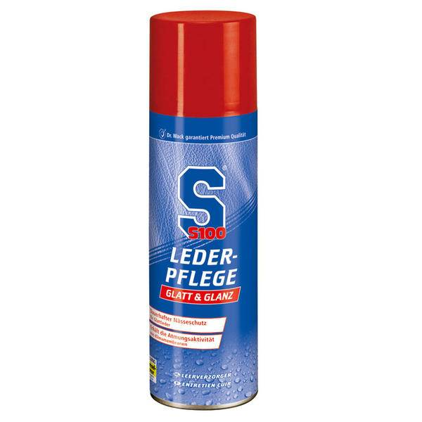 S100 Leather Care smooth & gloss