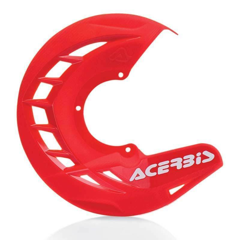 Acerbis X-Brake Front Disc Cover Red