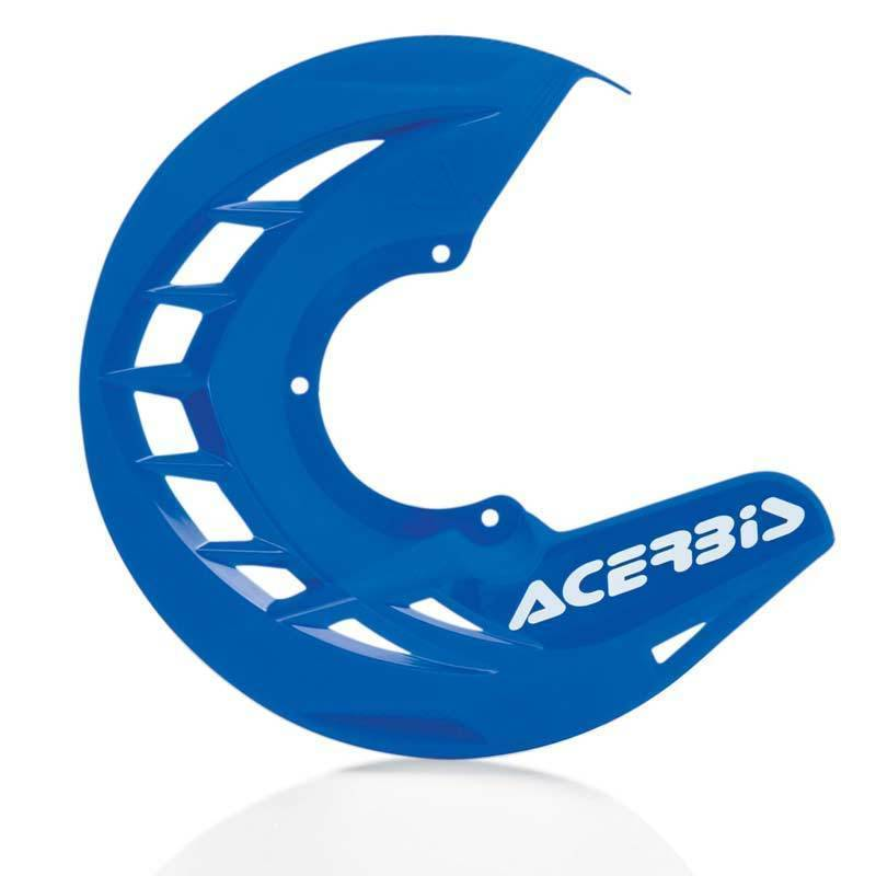 Acerbis X-Brake Front Disc Cover Blue