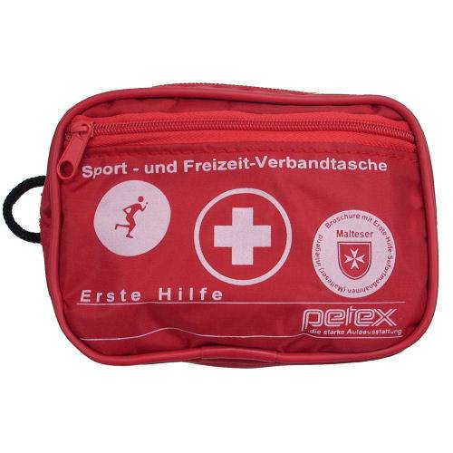 Germot Motorcycle First Aid Kit Red One Size