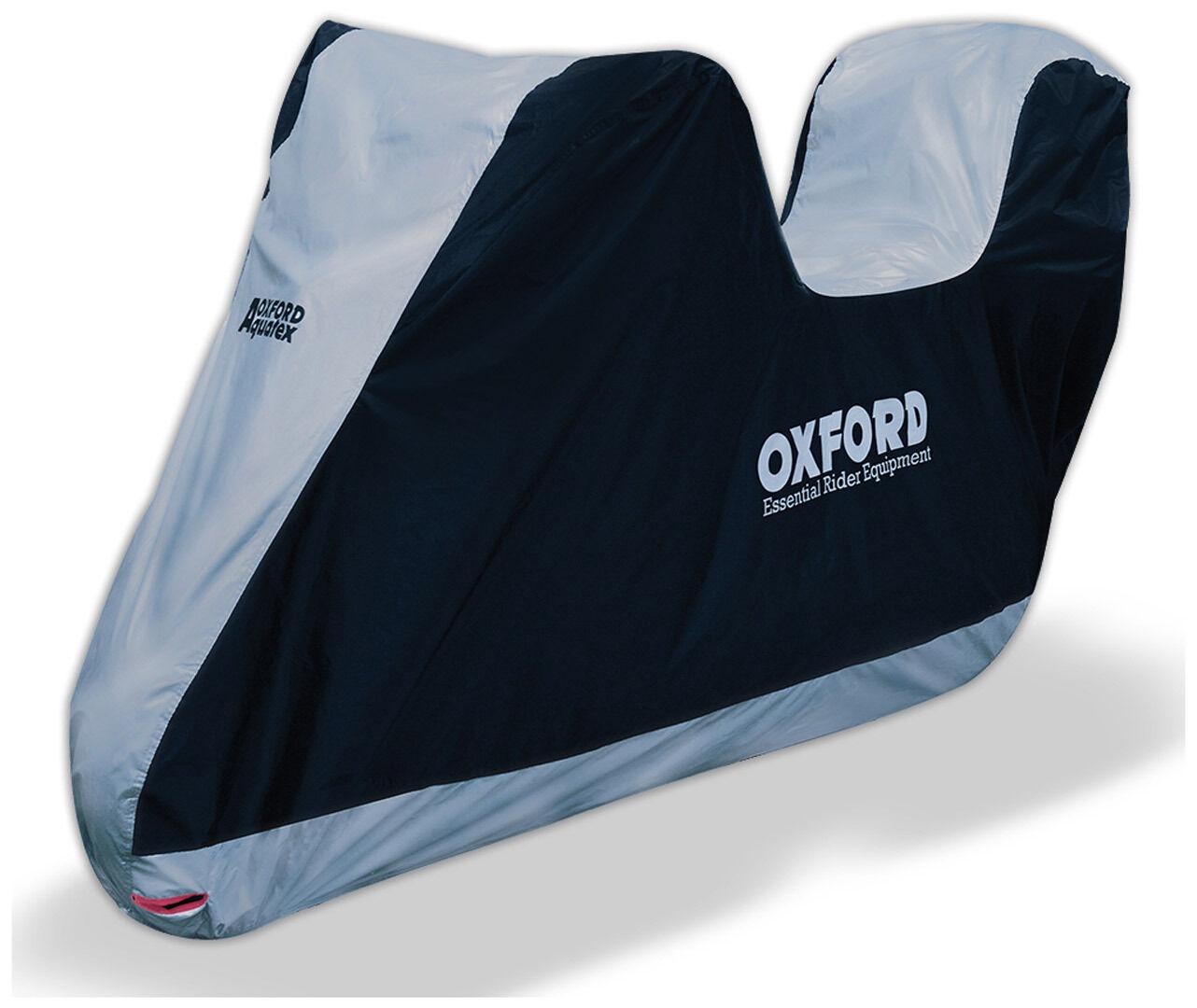 Oxford Aquatex Essential Indoor & Outdoor Motorcycle Cover Black L
