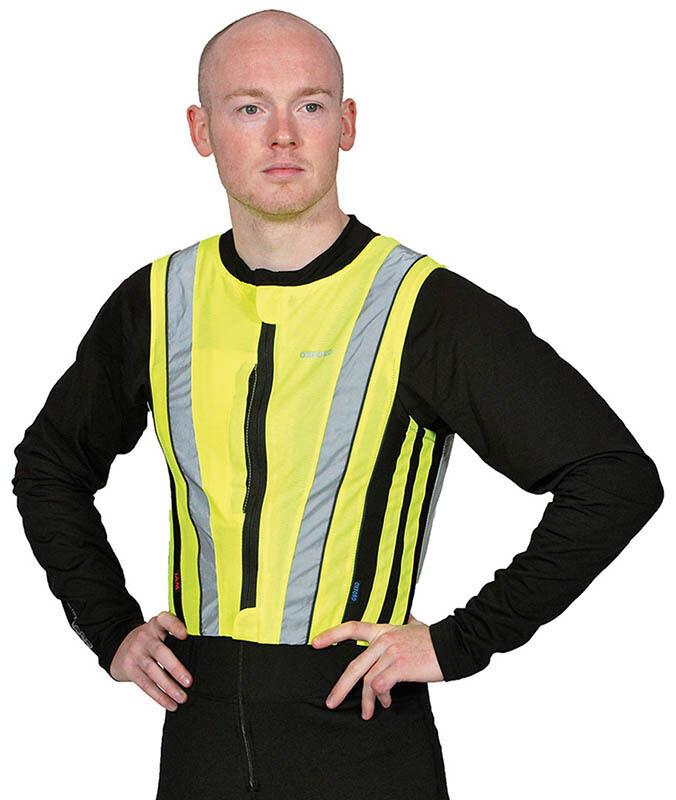 Oxford Bright Top Active Vest Yellow S