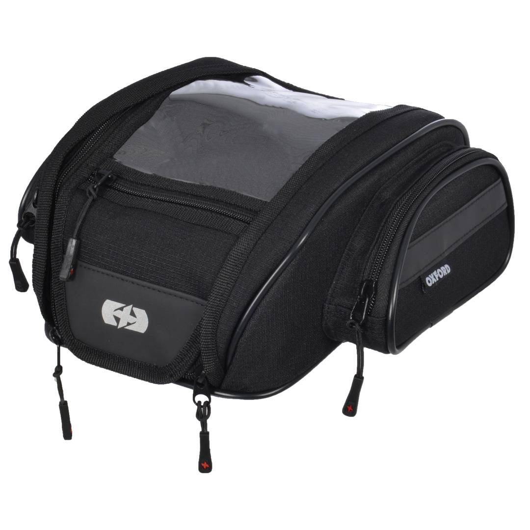 Oxford Mini OL440 Tank Bag Magnetic 7 Liters Black