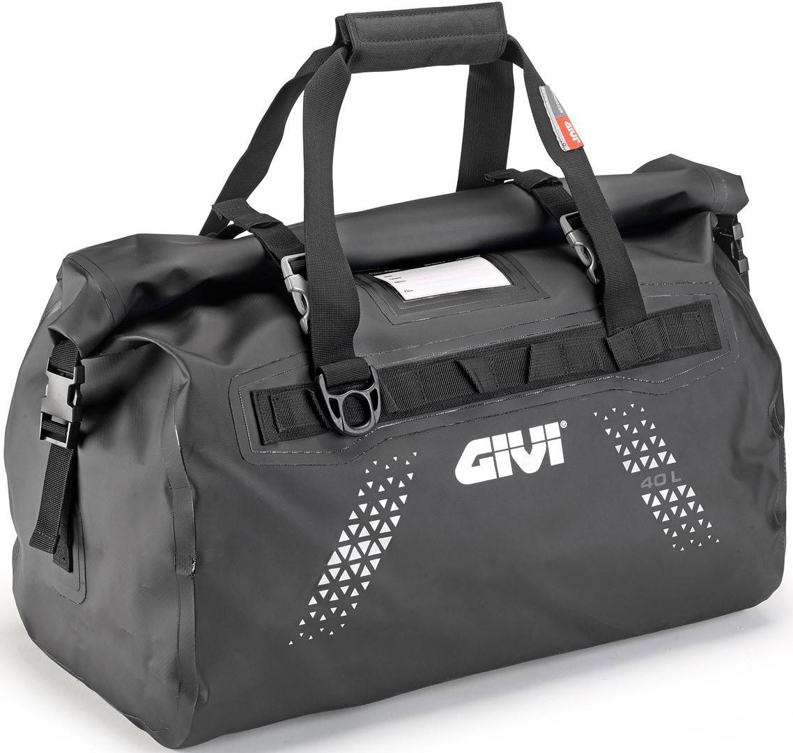 GIVI Ultima-T WP Luggage Roll Black One Size