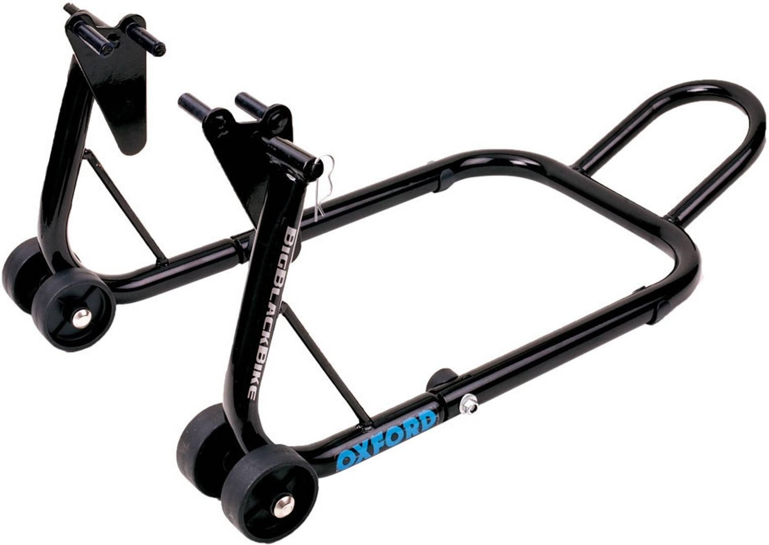 Oxford Big Black Front Paddock Stand