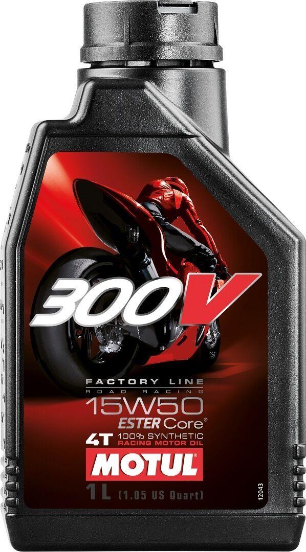 MOTUL 300V 4T Factory Line Road Racing 15W50
