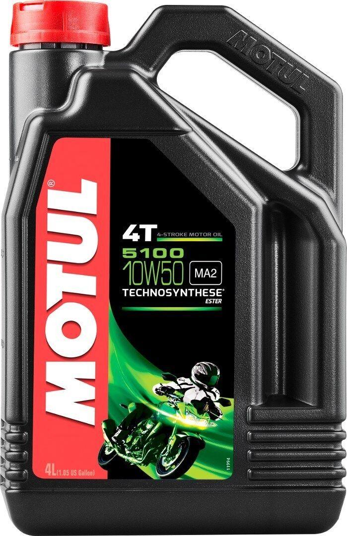 MOTUL 5100 4T 10W50 Motor Oil 4 Liter