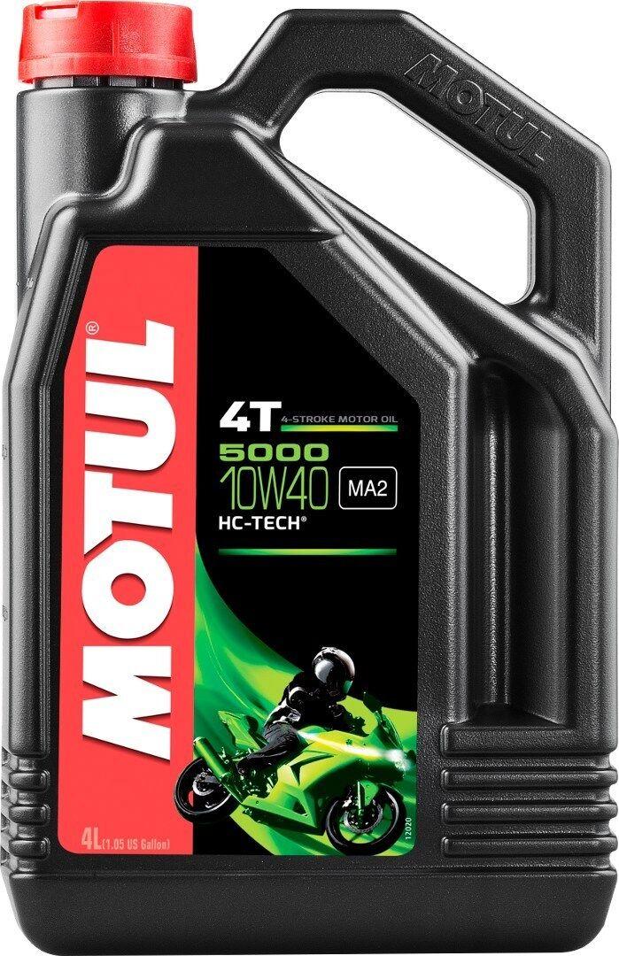 MOTUL 5000 4T 10W40 Motor Oil 4 Liter