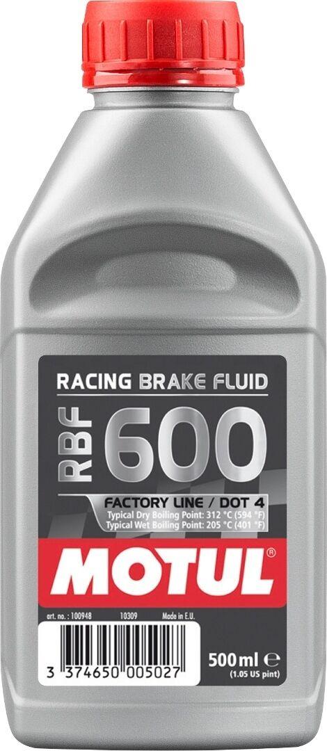 MOTUL RBF 600 Factory Line DOT 4 Brake Fluid 500 ml