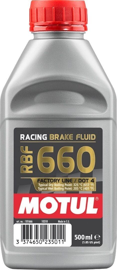 MOTUL RBF 660 Factory Line DOT 4 Brake Fluid 500 ml
