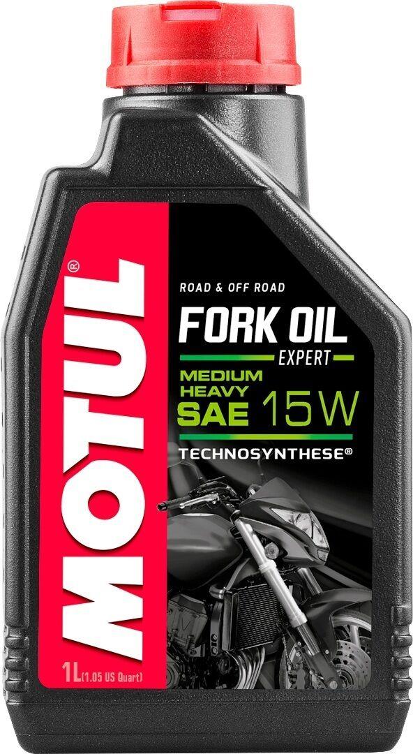 MOTUL Expert Medium/Heavy 15W Fork Oil 1 Liter