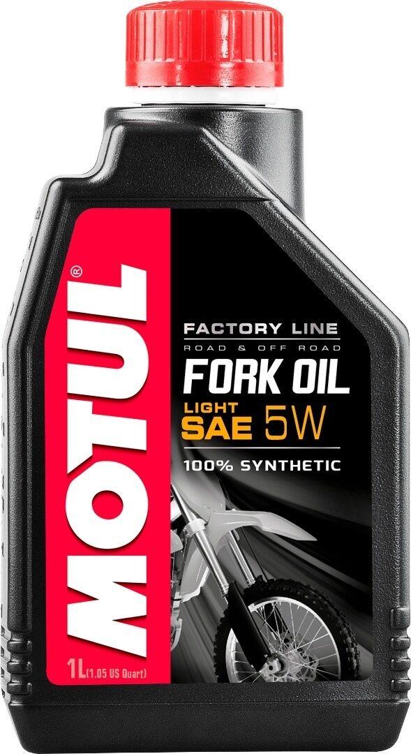 MOTUL Factory Line Light 5W Fork Oil 1 Liter
