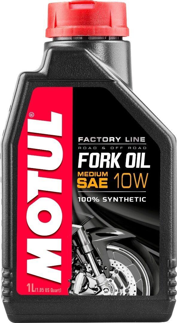 MOTUL Factory Line Medium 10W Fork Oil 1 Liter
