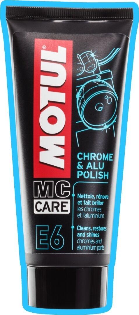 MOTUL MC Care E6 Chrome And Alu Polish 100 ml