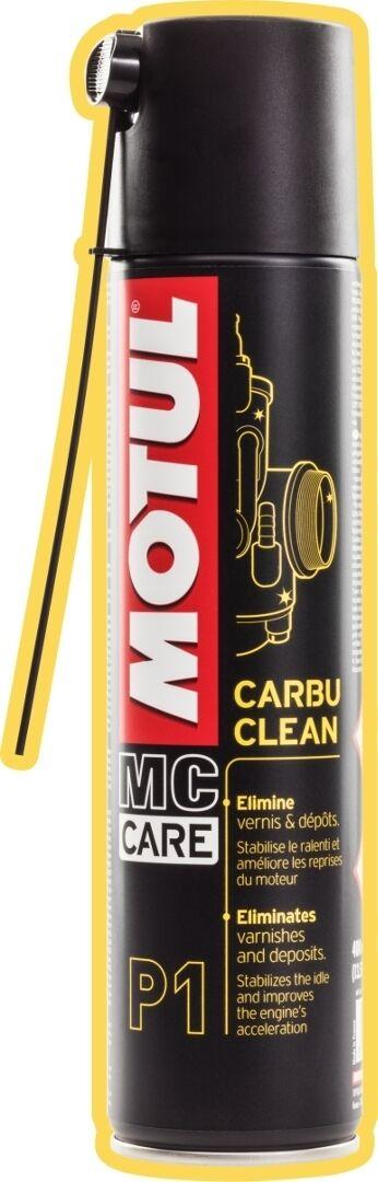 MOTUL MC Care P1 Carbu Clean Carburetor Cleaner 400 ml