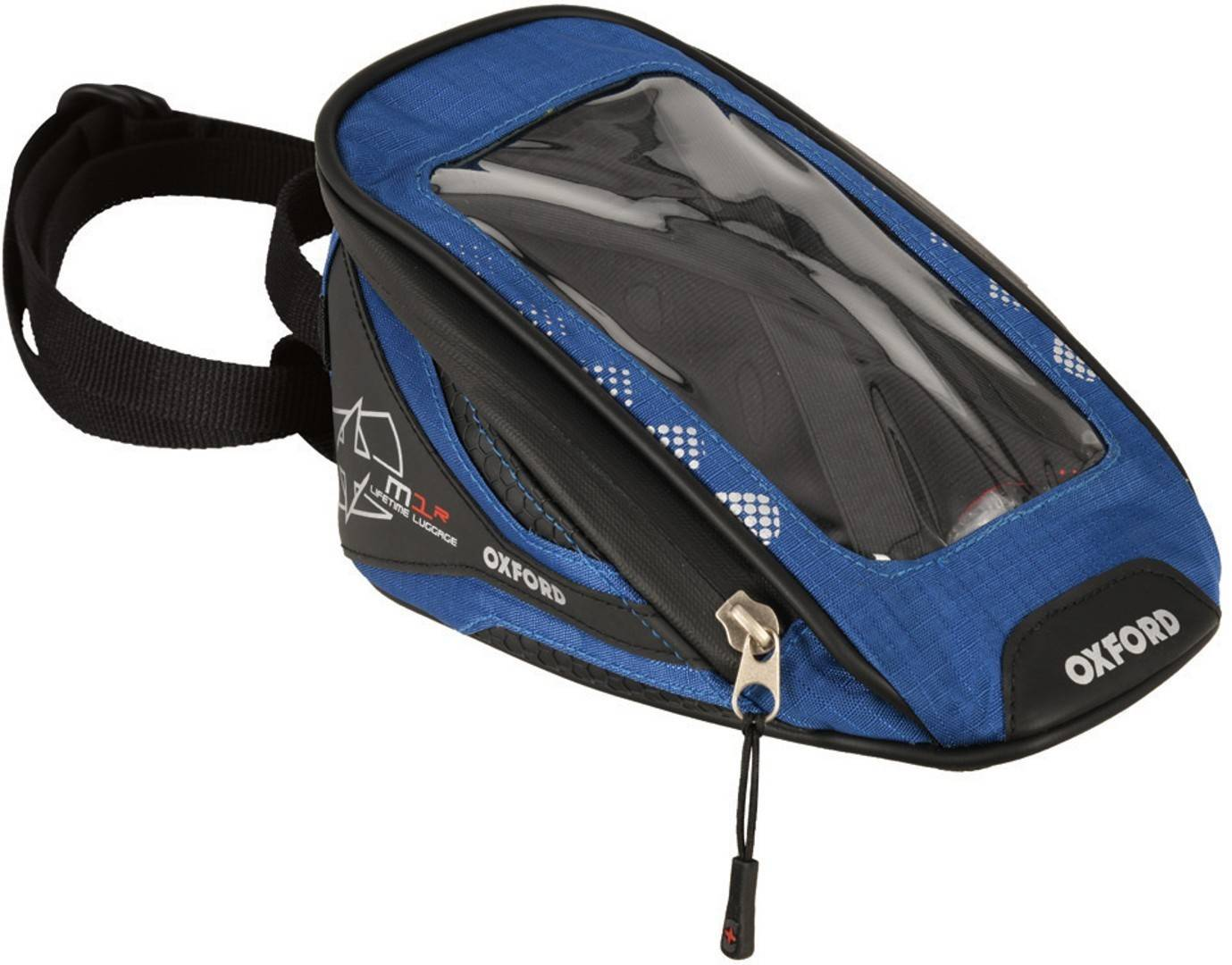 Oxford M1R Micro Tank Bag magnetic  - Size: One Size