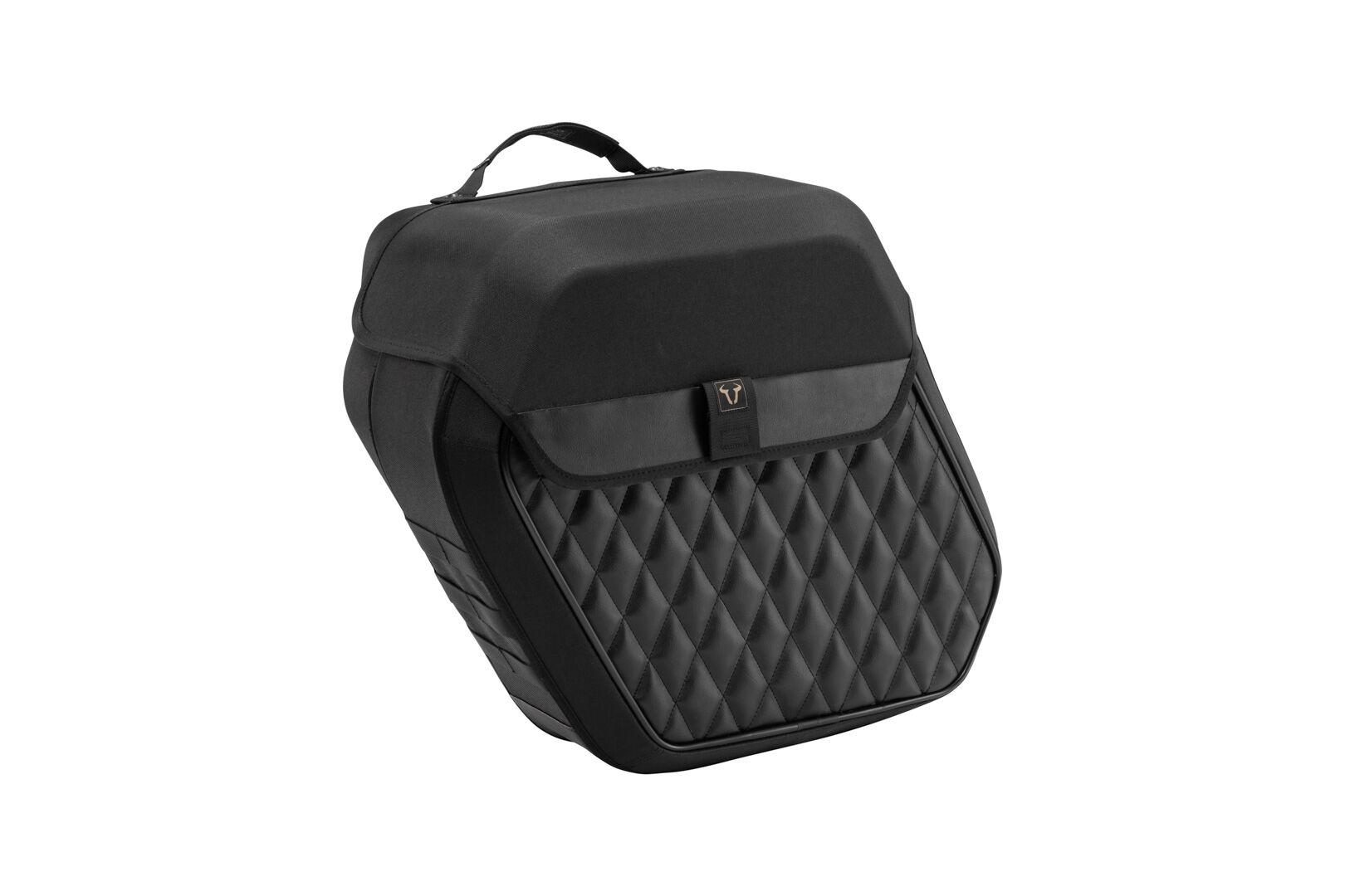 SW-Motech Legend Gear side bag system LH - Harley-Davidson Softail Fat Bob (17-)