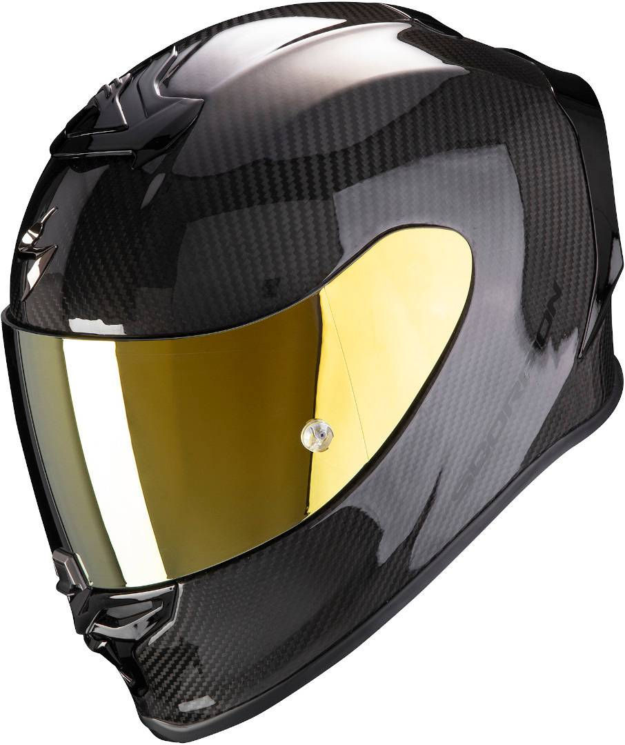 Scorpion EXO R1 Carbon Air Solid Helmet  - Size: Extra Large