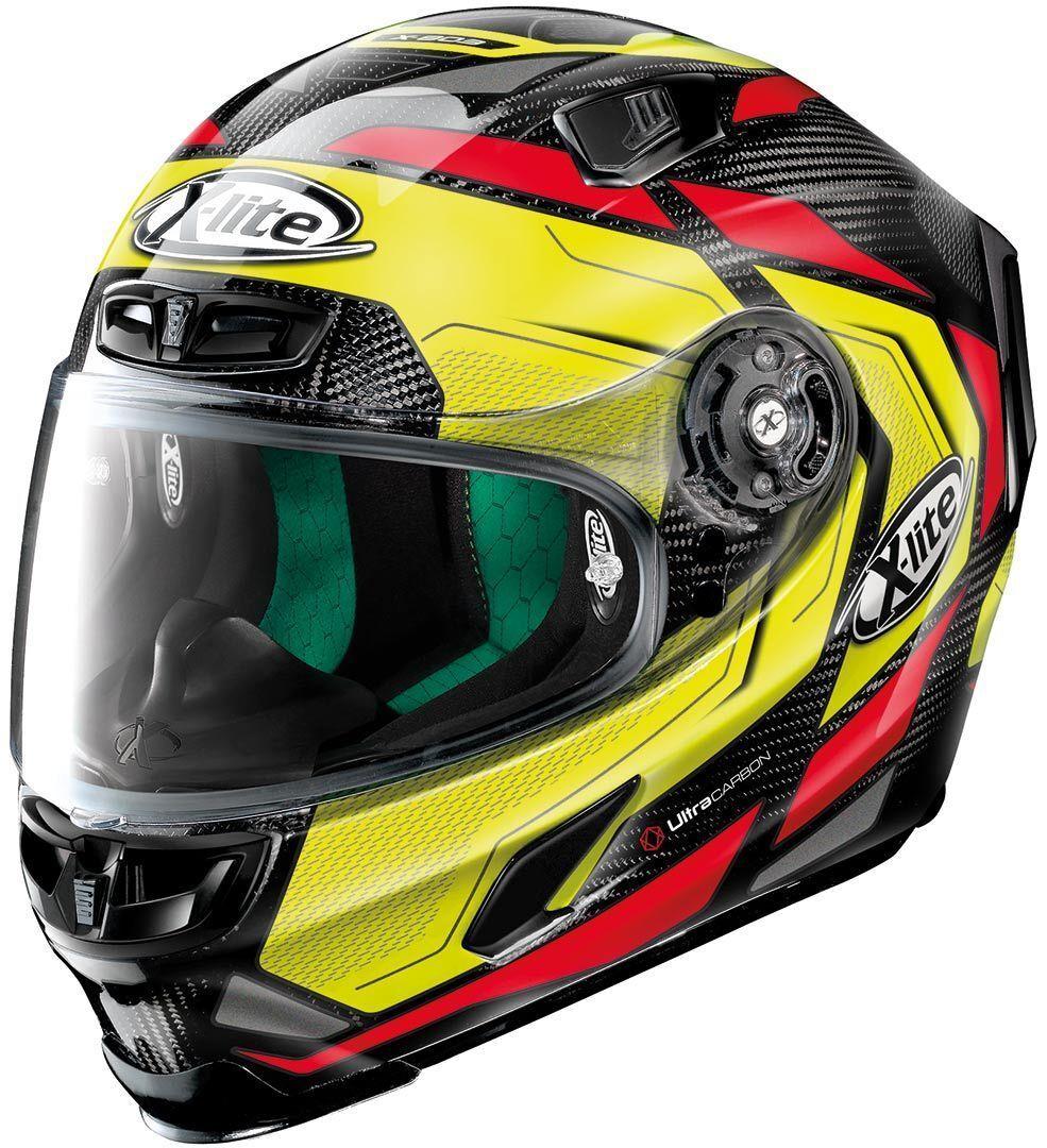 X-Lite X-803 Ultra Carbon Caesar Helmet  - Size: Small