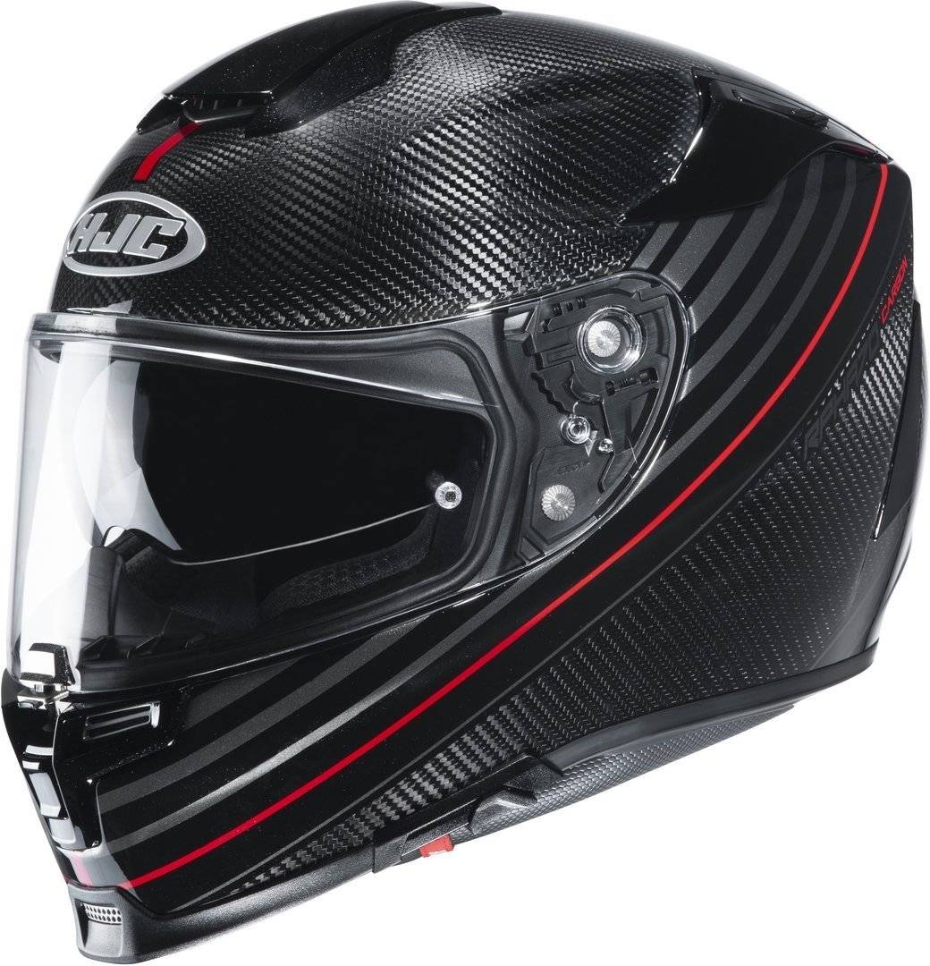 HJC RPHA 70 Artan Carbon Helmet  - Size: Large