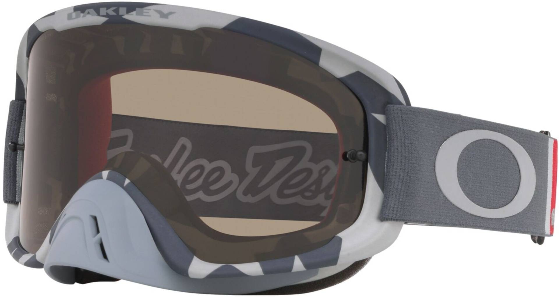 Oakley O Frame 2.0 TLD Low Vis Motocross Goggles  - Size: One Size