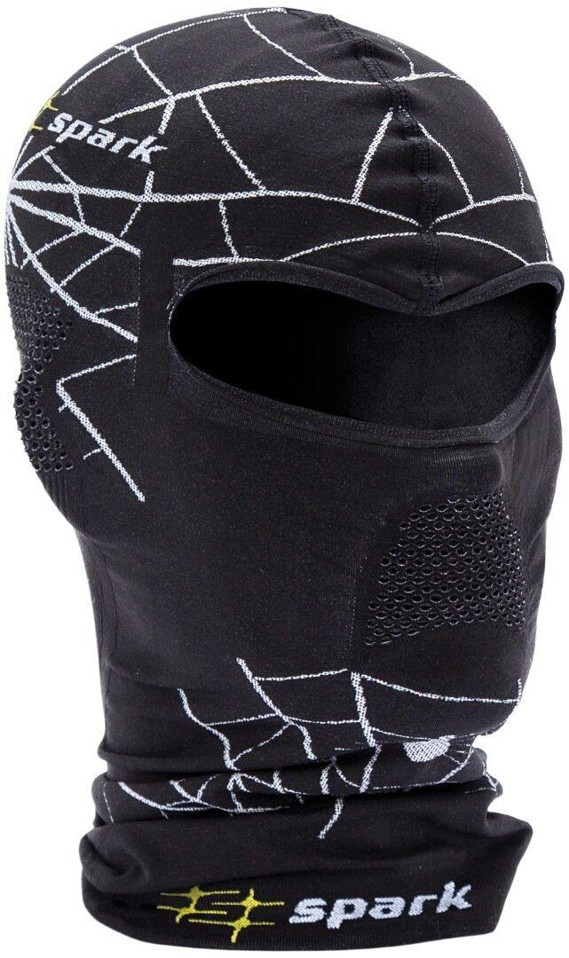 Spark Mono Spider Balaclava  - Size: One Size