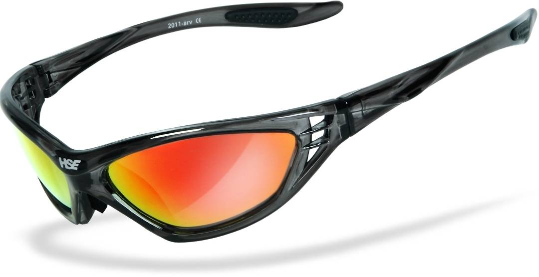 HSE SportEyes Speed Master 2 Sunglasses Red One Size