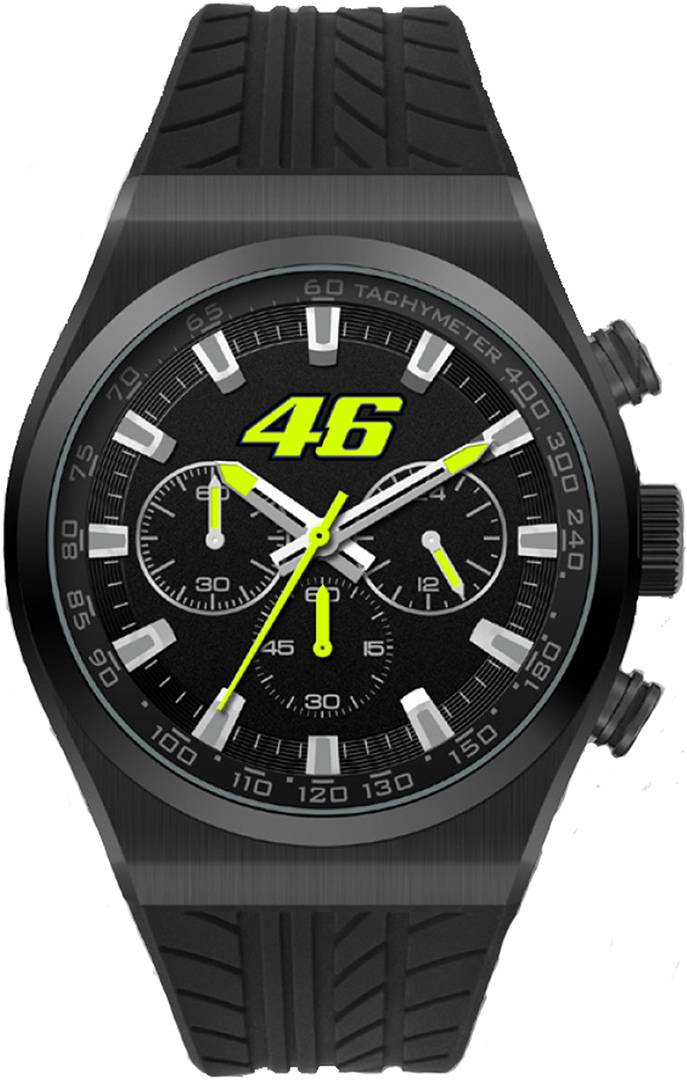 VR46 Classic Strap Watch  - Size: One Size