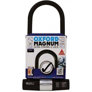 Oxford Magnum Large Shackle Lock Black