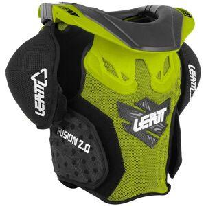 Leatt Fusion 2.0 Junior Kids Protector Vest Green S M