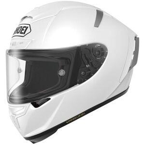 Shoei X-Spirit III Motorcycle Helmet White M