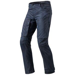 Revit Recon Motorcycle Jeans Pants Blue 32