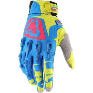 Leatt GPX 4.5 Lite Gloves Red Blue Yellow XS