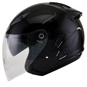 KYT Hellcat Jet Helmet Black M