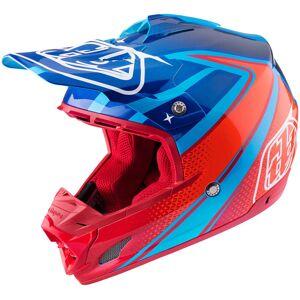 Lee Troy Lee Designs SE3 Neptune Red Blue L