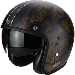 Scorpion Belfast Urbex Jet Helmet Brown L