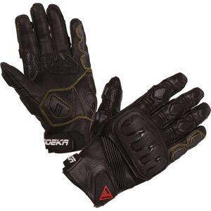Modeka Baali Motorcycle Gloves Black M L