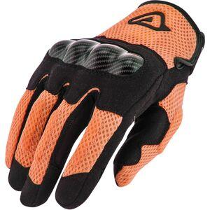 Acerbis Ramsey My Vented Motocross Gloves Orange XL