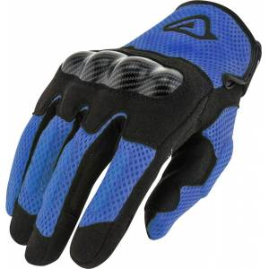 Acerbis Ramsey My Vented Motocross Gloves Blue L