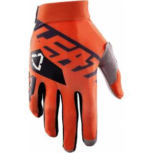 Leatt GPX 2.5 X-Flow Gloves Black Orange XL