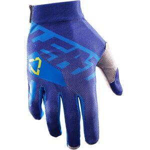 Leatt GPX 2.5 X-Flow Gloves Green Blue XL