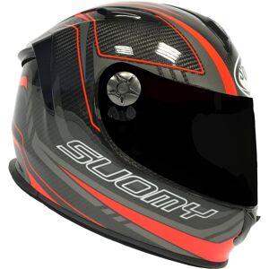 Suomy SR-Sport Carbon Red Helmet Carbon L