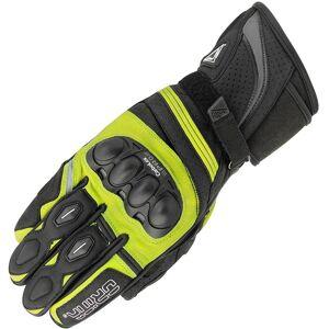 Orina Splash Gloves Black Yellow 2XL