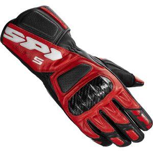 Spidi STR-5 Gloves Black Red 3XL