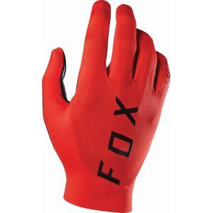 FOX Ascent Gloves Black Red XL