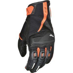 Macna Ozone Gloves Black Orange 2XL