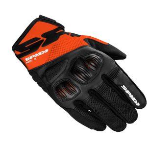 Spidi Flash-R Evo Gloves Black Orange 2XL
