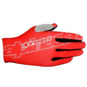 Alpinestars F-Lite Youth Gloves Red M